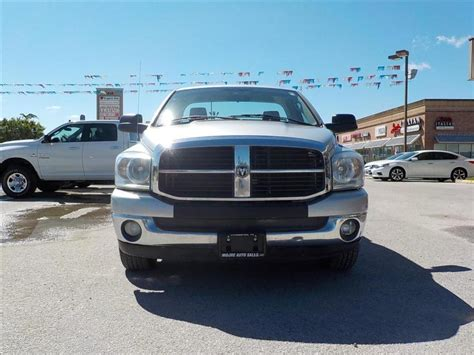 2007 dodge ram 1500 regular cab 2007 dodge ram 1500 regular cab for sale 86 used cars from