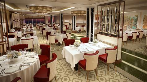 boat shop de queen ar cunard reveals new look suites and restaurants on queen