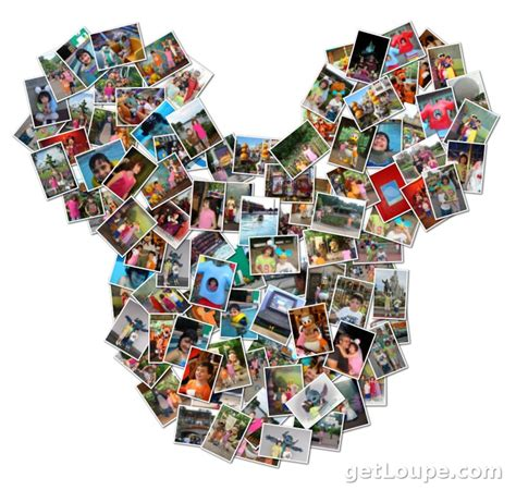 creative ways to make picture collages picture collages the last shown template is designed for