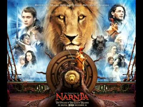 narnia film musik narnia theme song the chronicles of narnia video