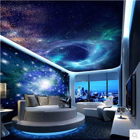 trek schlafzimmer free shipping ktv bar a large mural of the universe