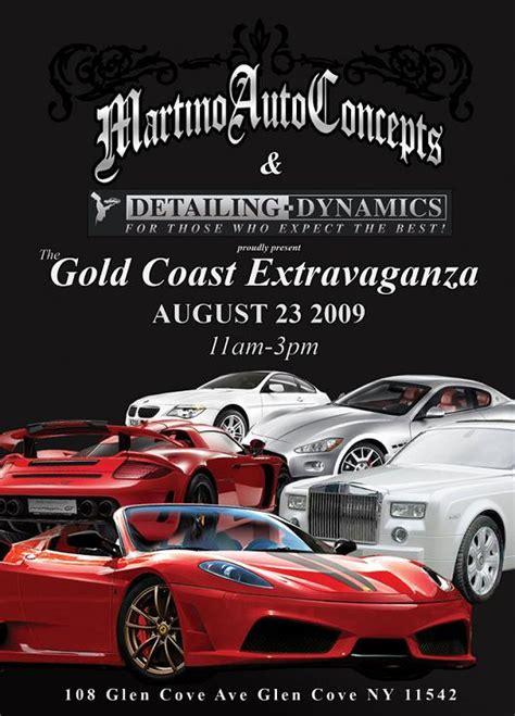 glen cove car show gold coast extravaganza car show sunday august 23 2009