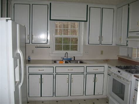 Painted Old Kitchen Cabinets by Painting Kitchen Cabinets Not Realted To Other Posted