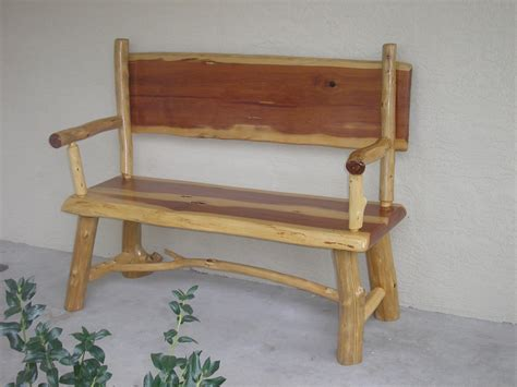 rustic log benches rustic furniture rustic wood log bench picture cool