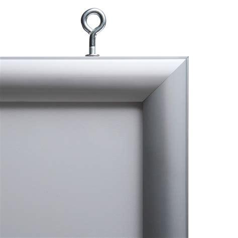 cornice led cornici luminose led bifacciale per poster 50x70 cm studio t