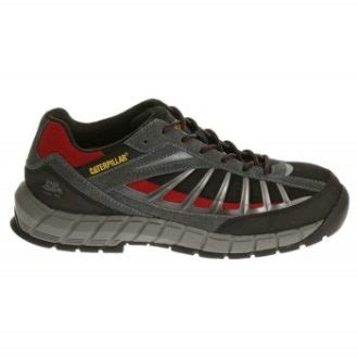 Caterpillar Safety Toe Ujung Besi sepatu caterpillar infrastructure ori jualsepatusafety