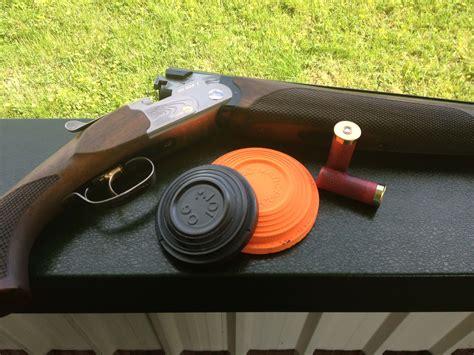 Sho Ayting clay pigeon shooting vilnius