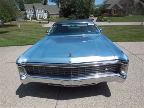 1970 Chrysler Imperial For Sale by 1970 Chrysler Imperial Crown Hardtop 4 Door 7 2l For Sale