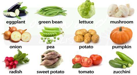 Labu Terbesar Dari Inggris 55 nama sayuran dalam bahasa inggris dari a z