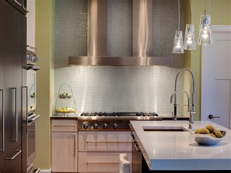 contemporary backsplash ideas for kitchens backsplashes light brown mosaic kitchen backsplash ideas