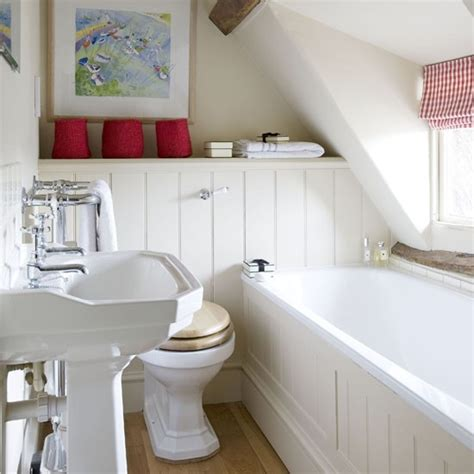 small attic bathroom ideas small attic bathroom small bathroom ideas housetohome