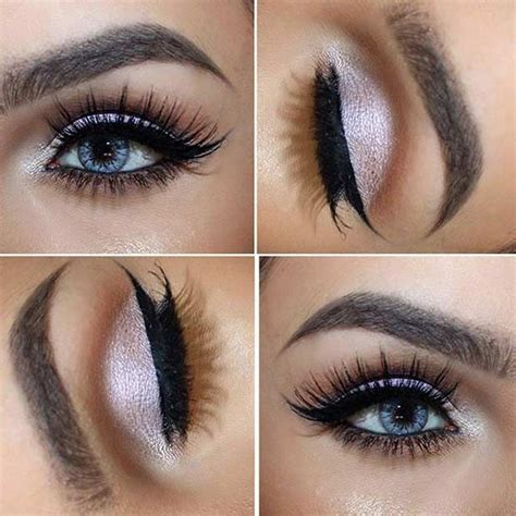 Makeover Powder Eye Shadow 31 eye makeup ideas for blue pink eye makeup pink