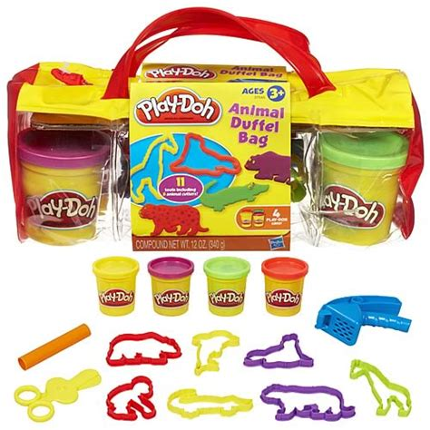 Play Doh Bag play doh duffel bag hasbro play doh creative toys at