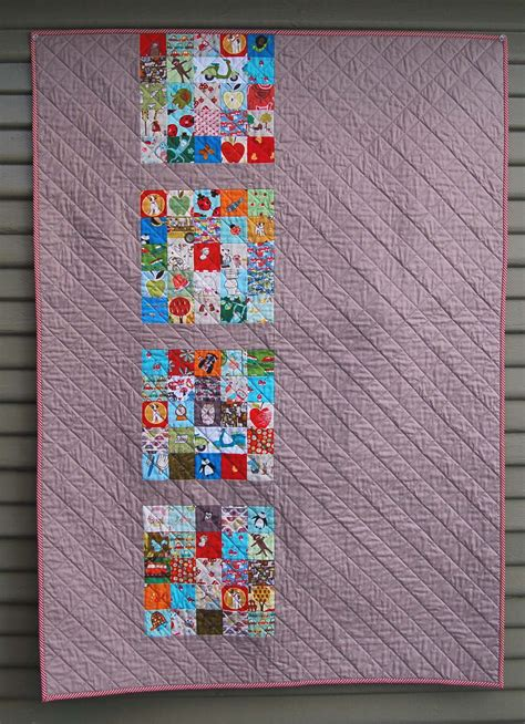 How To Make A Modern Quilt by Modern Eye Quilt The Piper S