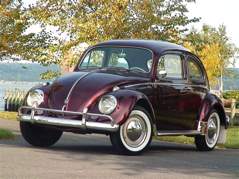 vintage volkswagen sedan vw beetle 1960 stunner vw beetle bug sedan