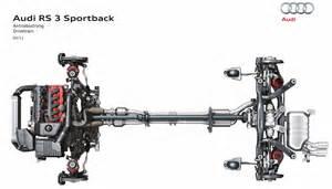 audi rs3 sportback quattro drivetrain eurocar news
