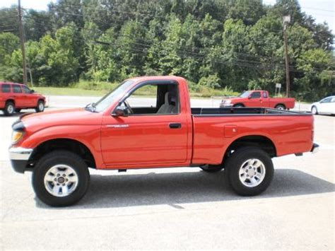 1997 Toyota Tacoma 4x4 Buy Used 1997 Toyota Tacoma Truck 4x4 Four Wheel