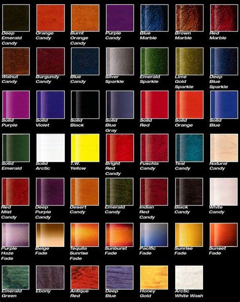 car paint color codes ppg colors paint colors for 78 impala