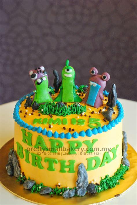 Bantal Foto Simpe Dan Menarik kek birthday tema sluttera prettysmallbakery