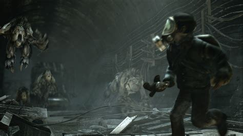 Metro Light by Metro Last Light Geforce