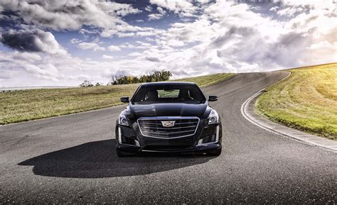 cadillac cts performance review  car connection