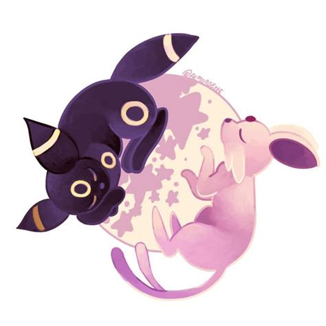 umbreon and espeon snuggles by 61 best eevee ships images on drawing ash and