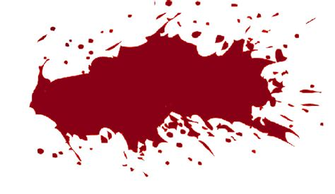 blood splatter clipart cliparts co