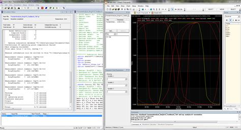 tanner  spice simulation mentor graphics