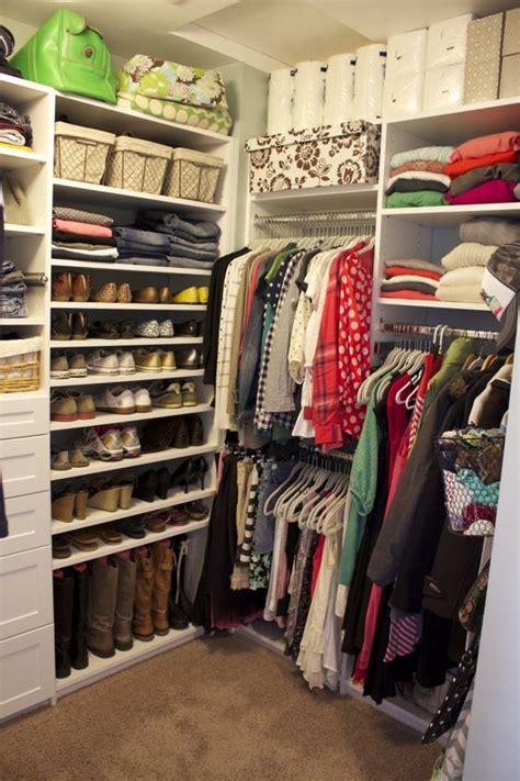 Poppys Closet by House Tour Master Closet Laundry Room The Pleated Poppy