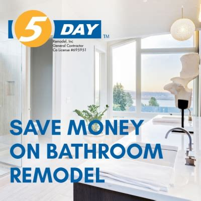 how to save money on a bathroom remodel how to save money on your bathroom remodel in san diego