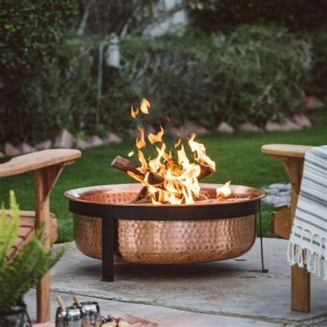 wood burning firepit best 25 wood burning pit ideas on