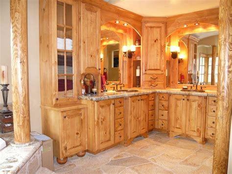 Pine kitchen cabinet gallery photos