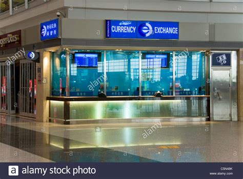 exchange bureau de change bureau de change office operated by international currency