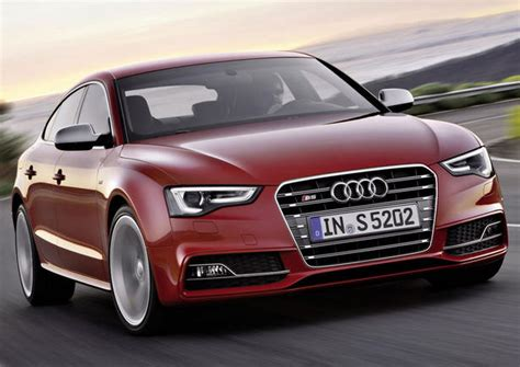 Audi A5 Facelift by 2012 Audi A5 S5 Facelift