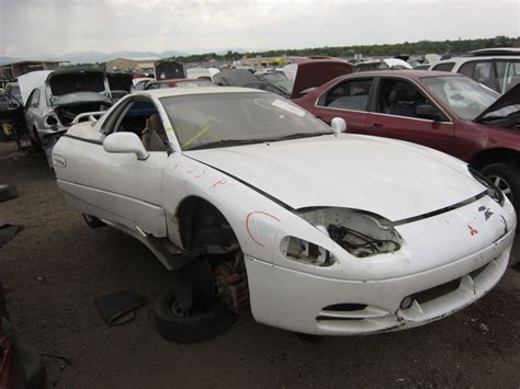 junkyard find 1996 mitsubishi 3000gt the about cars
