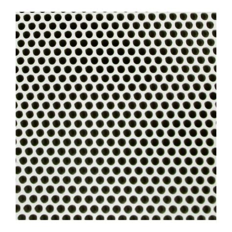 decorative metal sheets home depot m d building products 36 in x 36 in small hole aluminum