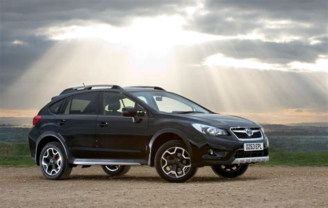 subaru evo black subaru launches black edition in the uk autoevolution