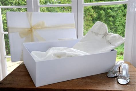 Wedding Dress Storage Box by Wedding Dress Storage Boxes