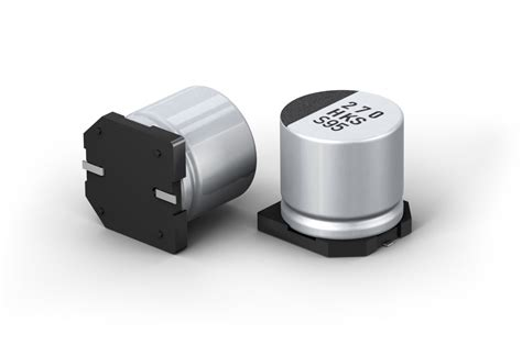 panasonic smd capacitor footprint panasonic new fks series aluminium electrolytic capacitors delivers more capacitance while