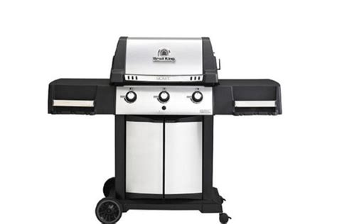 broil king gas grill with propane tank from lowe s home
