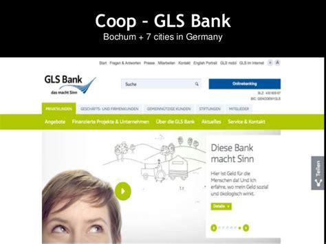 gls bank app inmersi 243 n en las plataformas cooperativas digitales