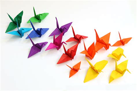 Origami Peace Crane Story - origami peace crane image collections craft decoration ideas