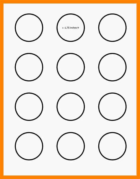 3 macarons template pdf resumed job
