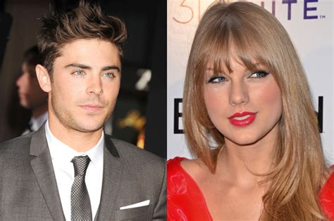 zac efron and taylor swift taylor swift gets flirty with zac efron