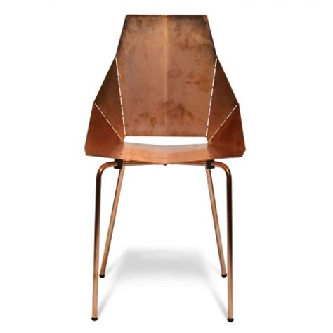 Real Chair Copper Dot Real Copper Chair The Century House