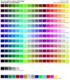 html color table 123arena hexadecimal color code