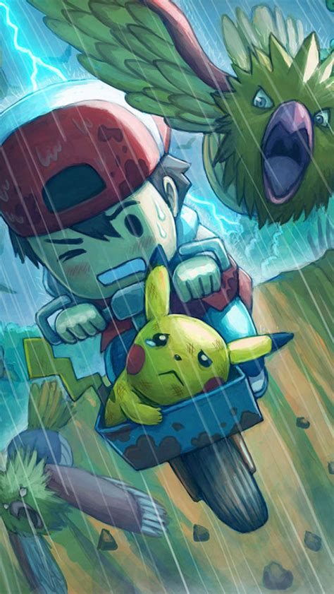 fondos de pantalla de pokemon  android  iphone