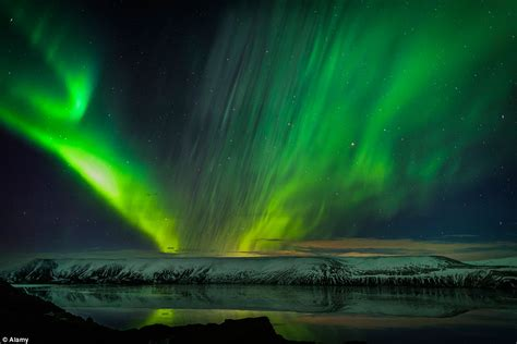 Solar Northern Lights Hubble Captures Mysterious The Size Of Earth
