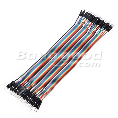 40p Jumper Cable 10 Cm To 1 3pcs 40p 20cm to color breadboard cable dupont wire jumper alex nld