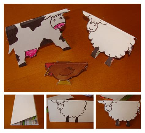 farm animals crafts for 1000 images about farm yard crafts on farm